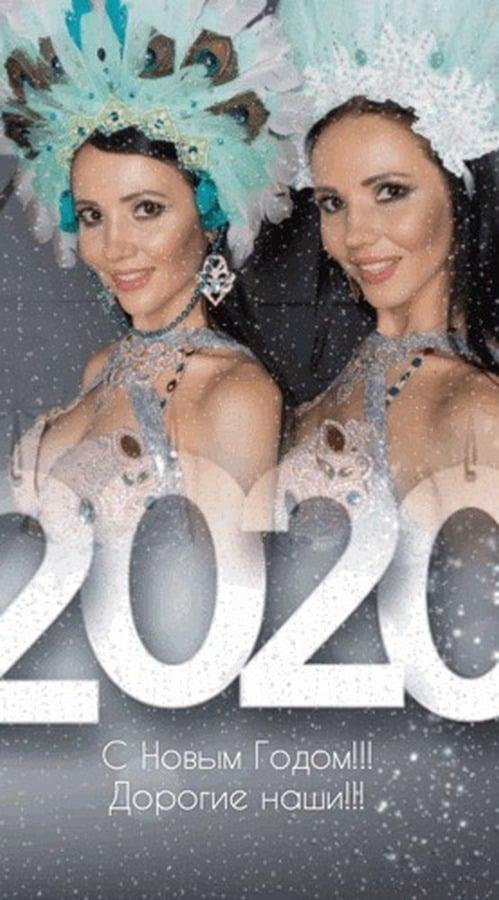 twins-dance Новый год 2020